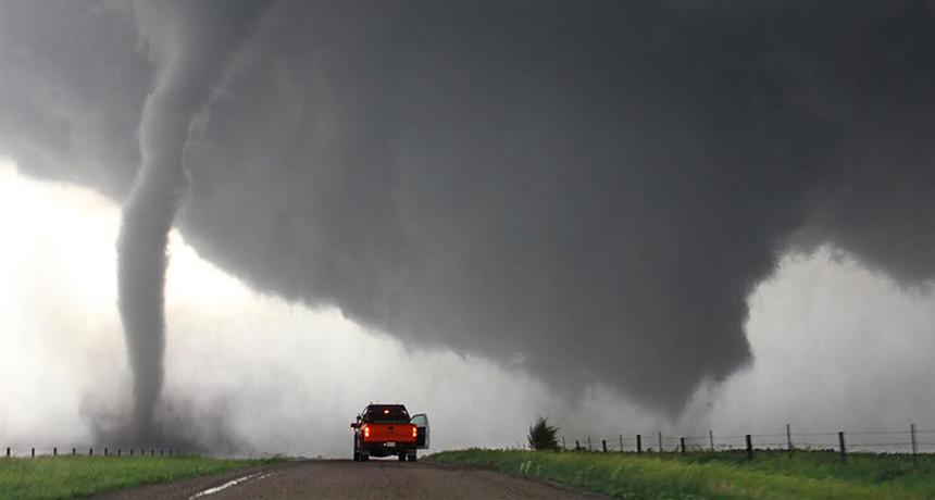Nature Tornado Image