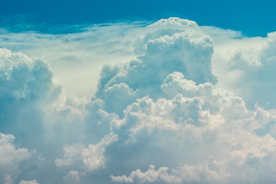 Top Cloud Wallpaper
