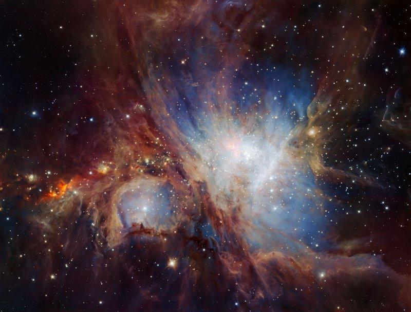 Landscape Nebula Image