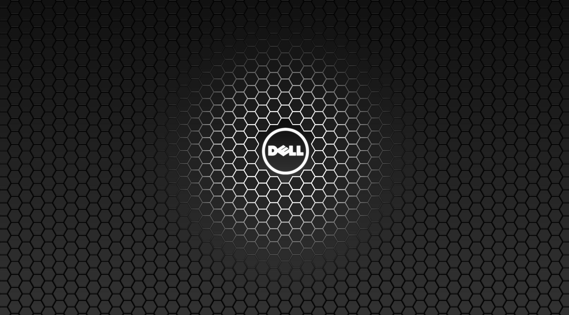 Black Dell Wallpaper 4K 27542