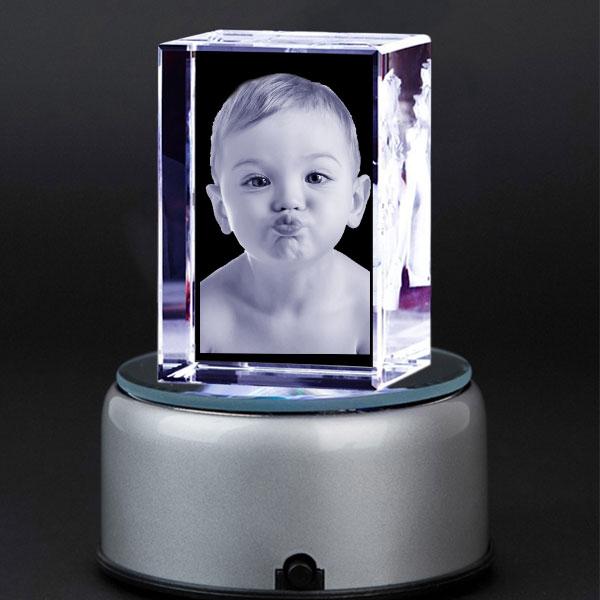 Cute 3D Crystals