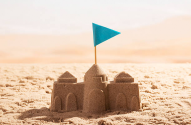 Free Sand Castle