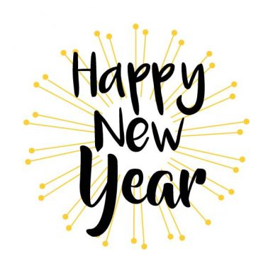 Nice Happy New Year