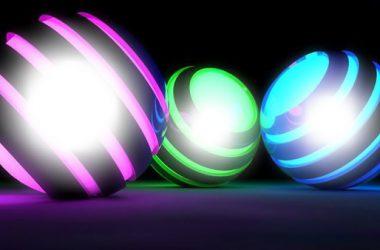Top Neon Balls