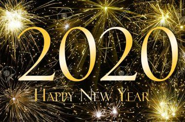 Nice New Year 2020
