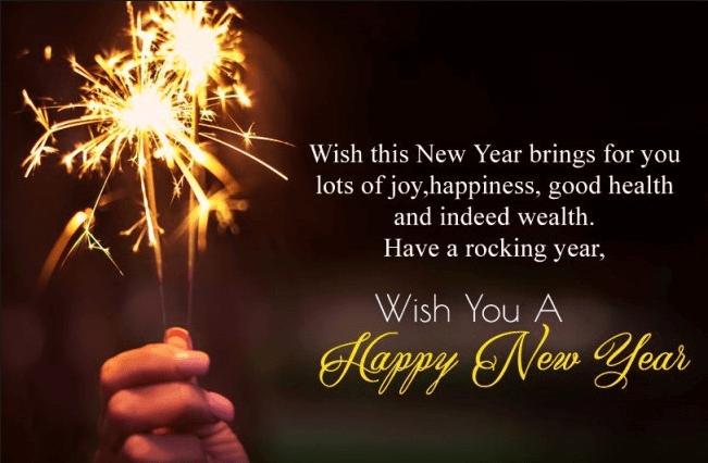 Top New Year Wish