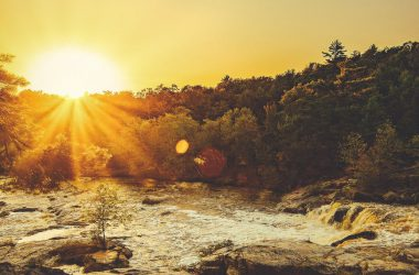 Widescreen Dawn Image