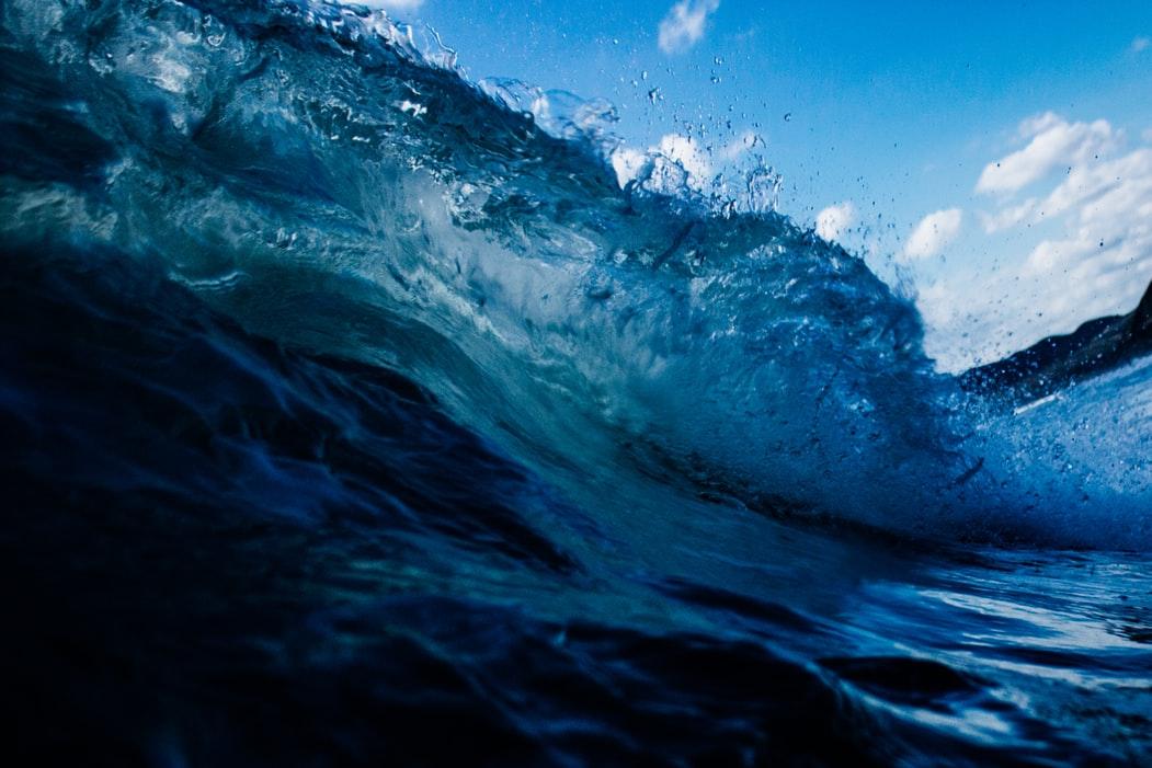 Amazing Ocean Waves