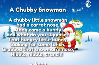 Awesome Christmas Poem 28247