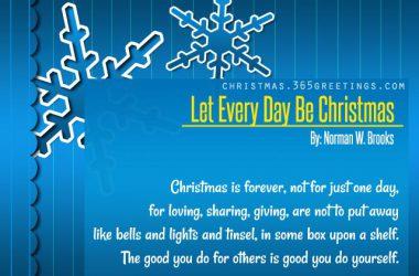Beautiful Christmas Poem 28250