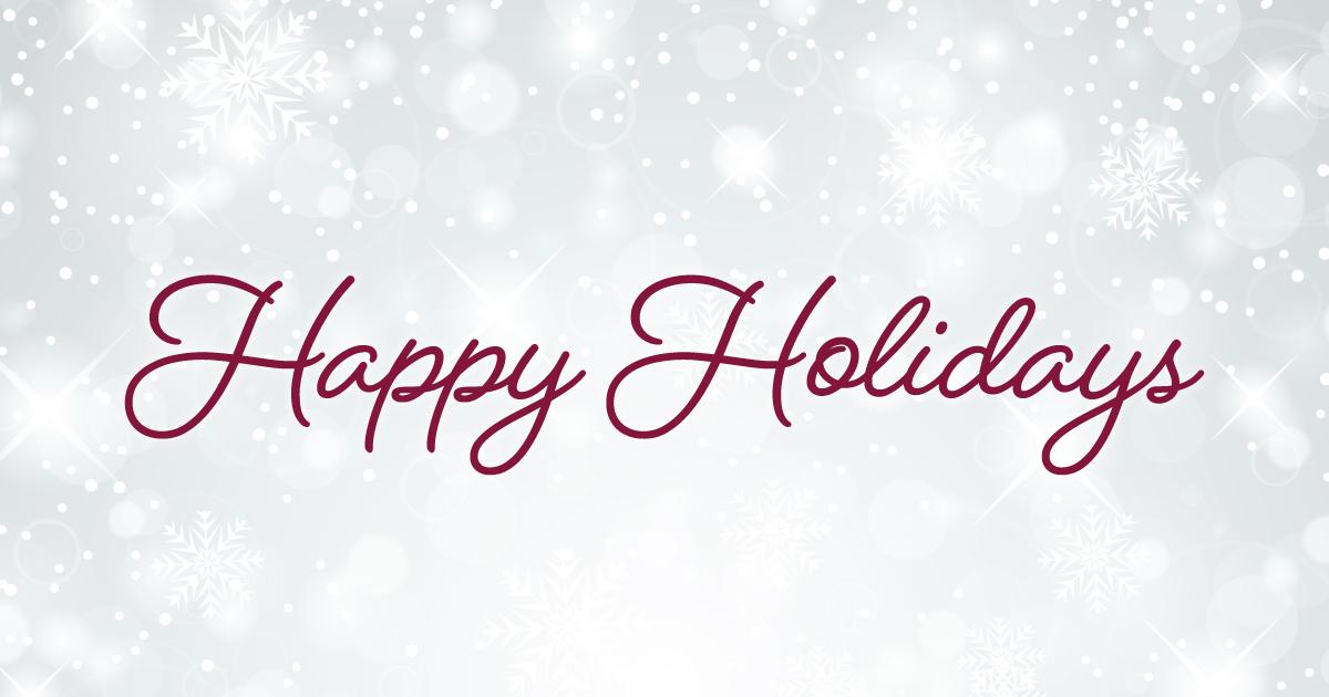 Cute Happy Holidays