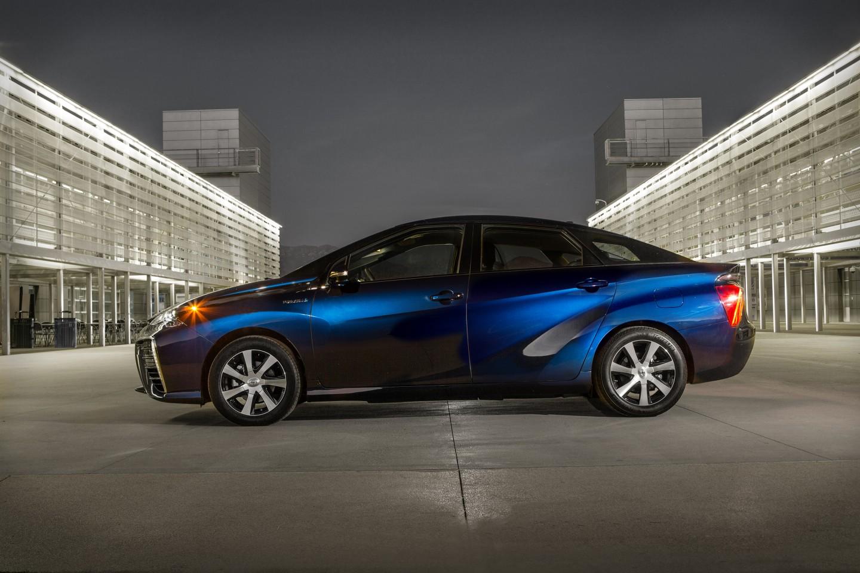 Great Toyota Mirai