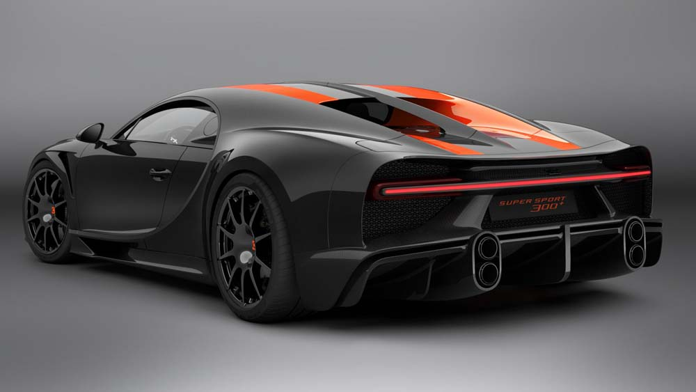 Nice Bugatti Chiron