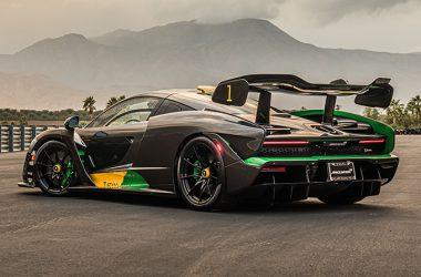 Nice McLaren Senna XP