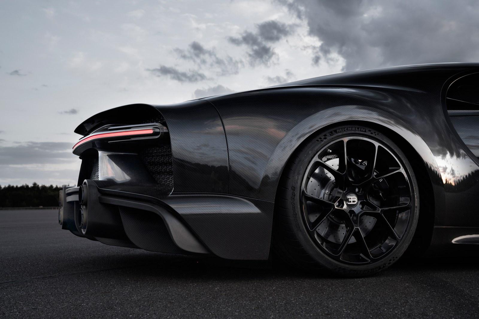 Super Bugatti Chiron