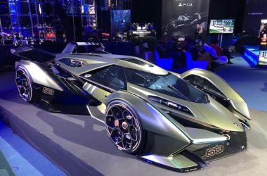 Super Lamborghini Lambo V12