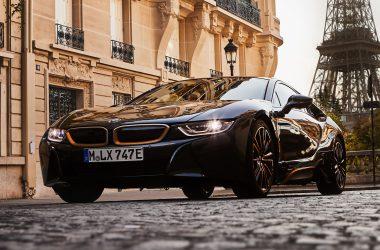 Super Model BMW i8