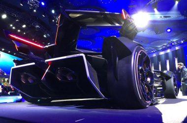 Nice Lamborghini Lambo V12