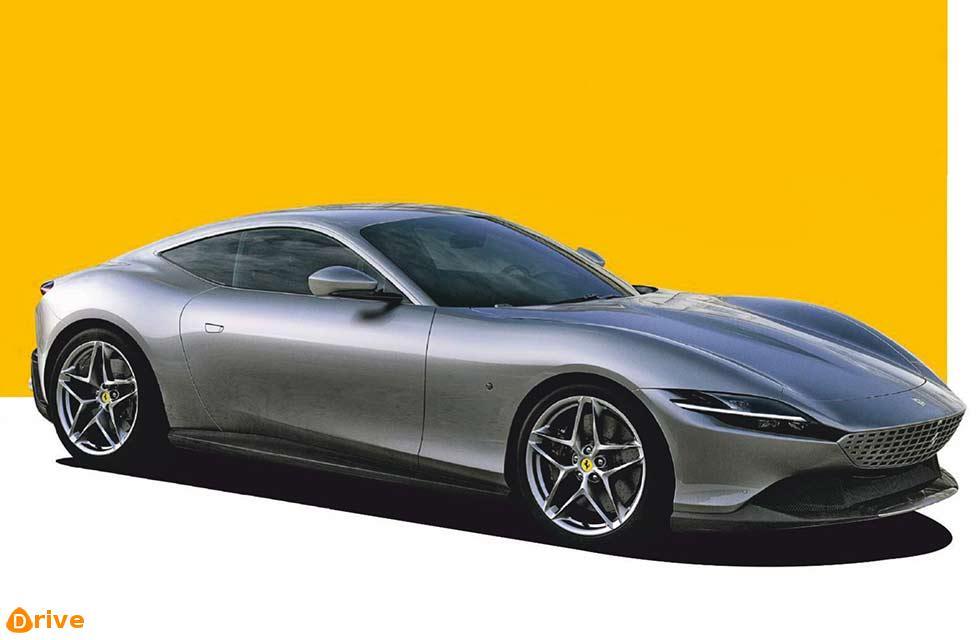 2020 Ferrari Roma F169