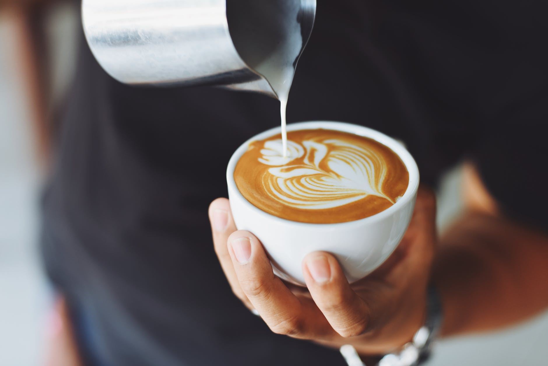 Animated Coffee Art