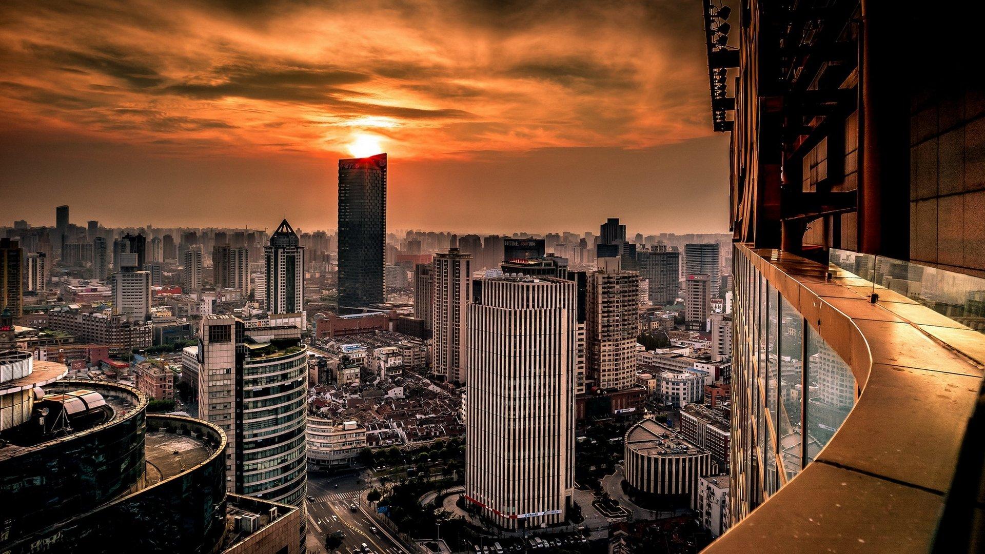 Awesome Shanghai Wallpaper