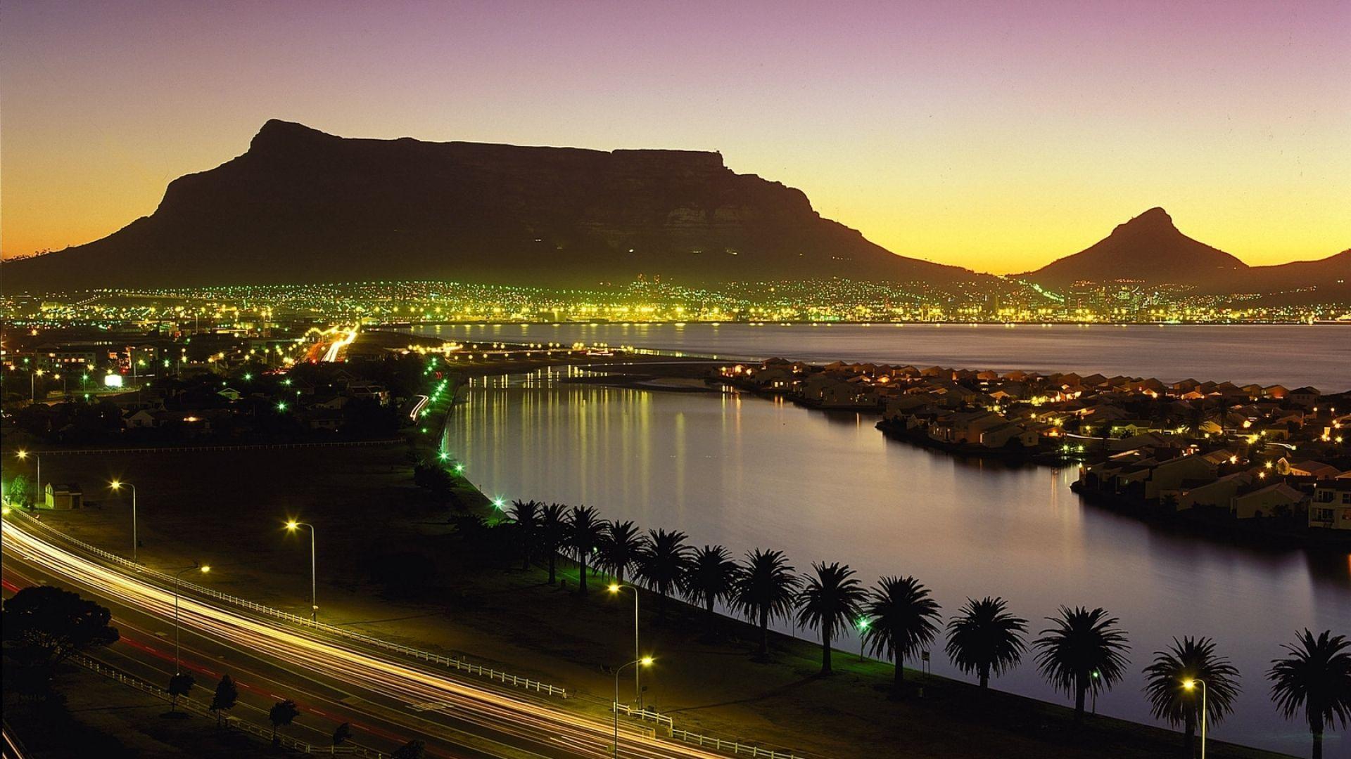 Beautiful Cape Town Wallpaper