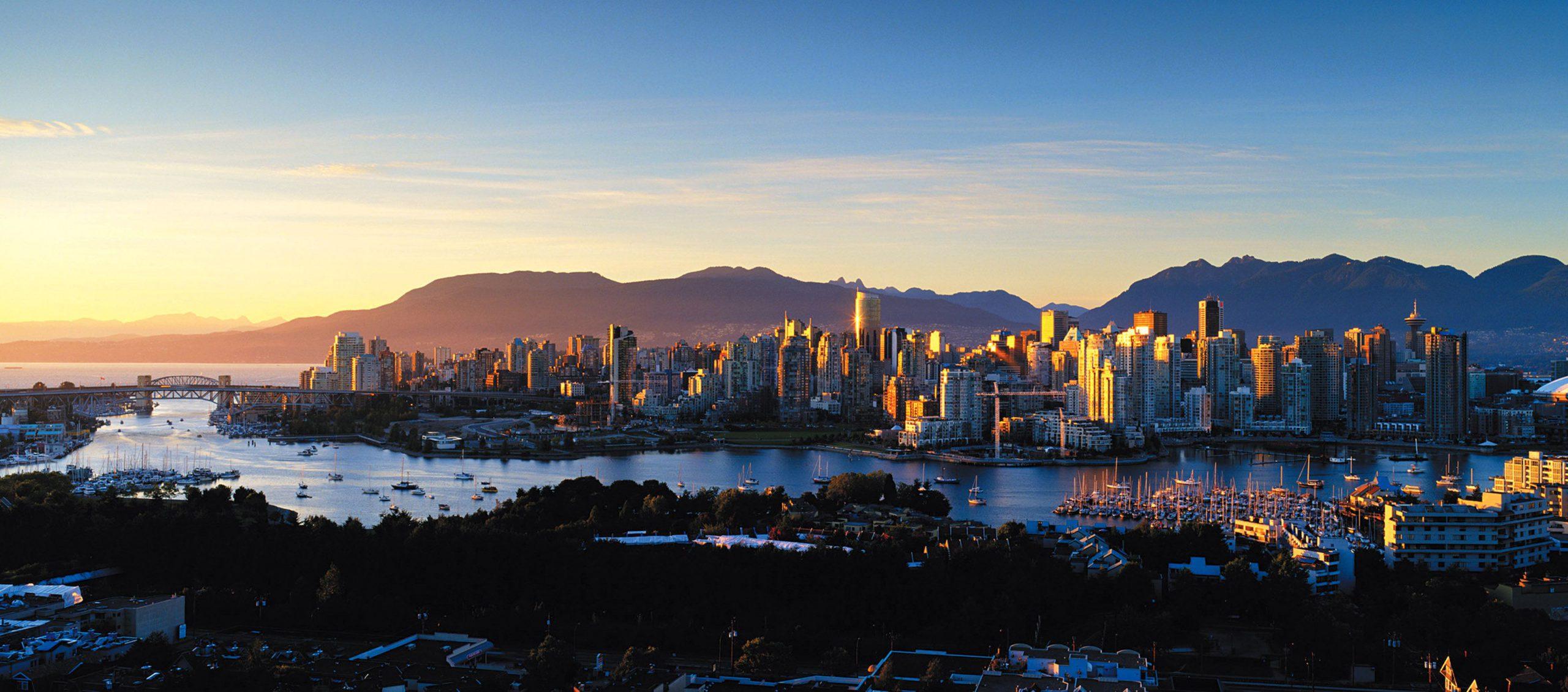 Beautiful Vancouver Wallpaper