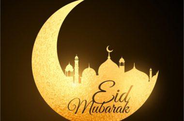 Cute Eid Mubarak