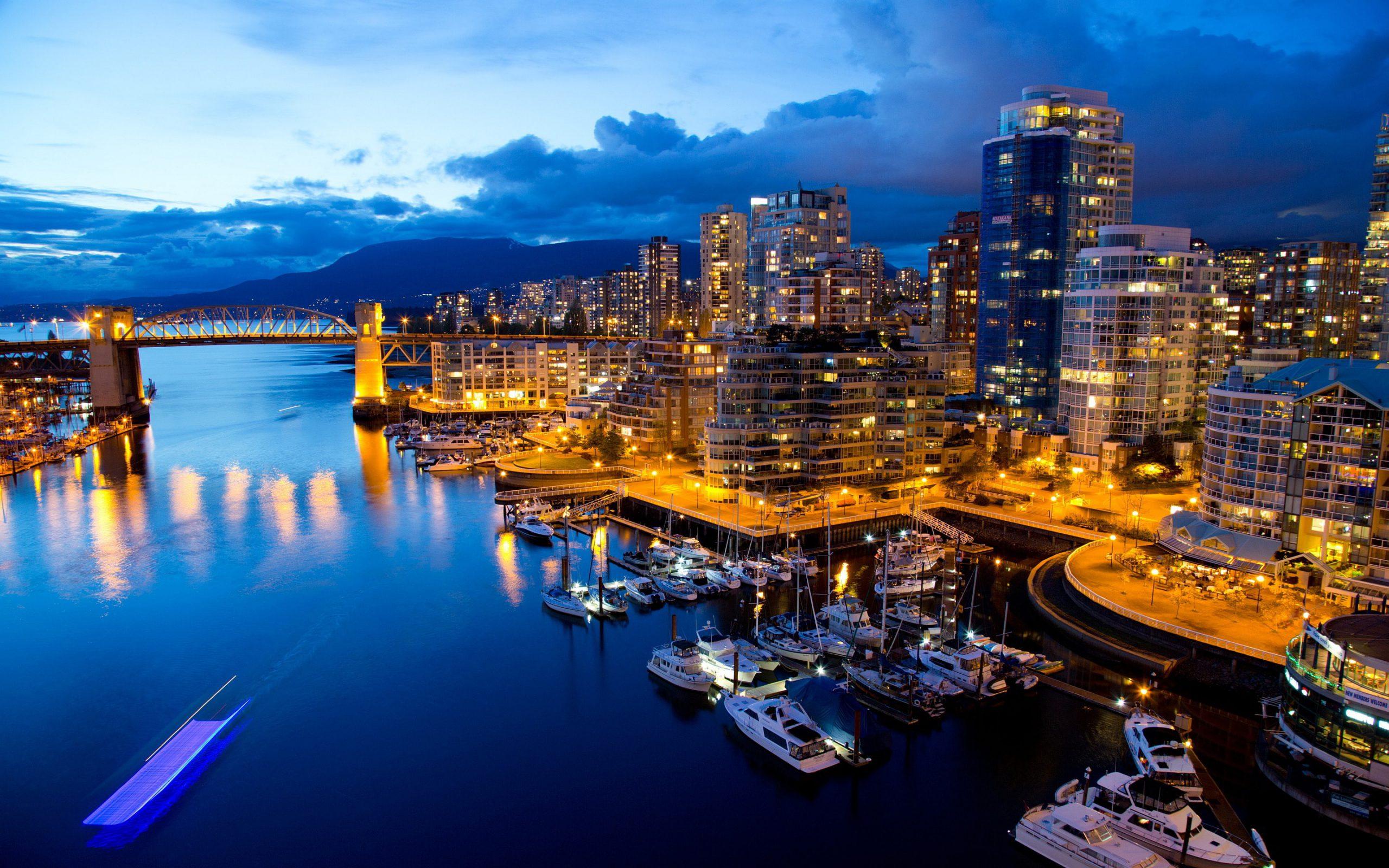 HD Vancouver Wallpaper