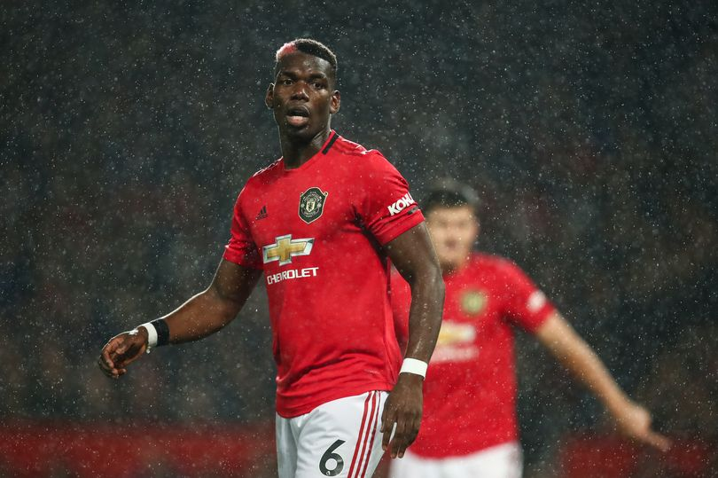Nice Paul Pogba
