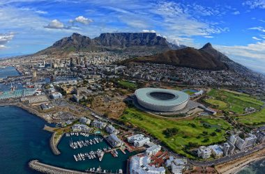 Widescreen Cape Town Wallpaper 28987