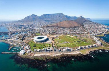 World Cape Town Wallpaper