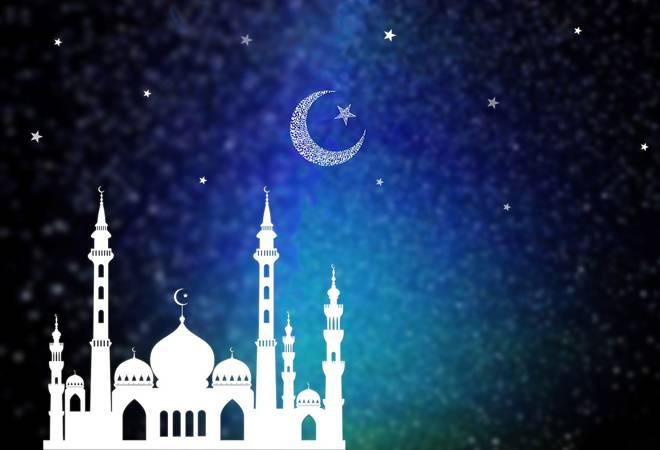 Mosque Ramadan Mubarak