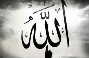 Nice Allah Hu Akbar