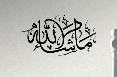 Stunning Masha Allah