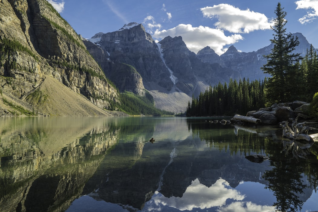 Beautiful Mountains Image