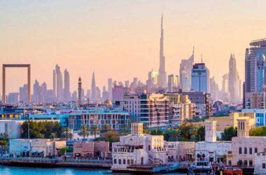 Skyline Dubai Image