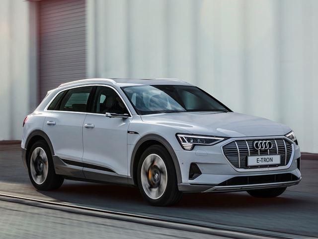 Super Audi e-tron
