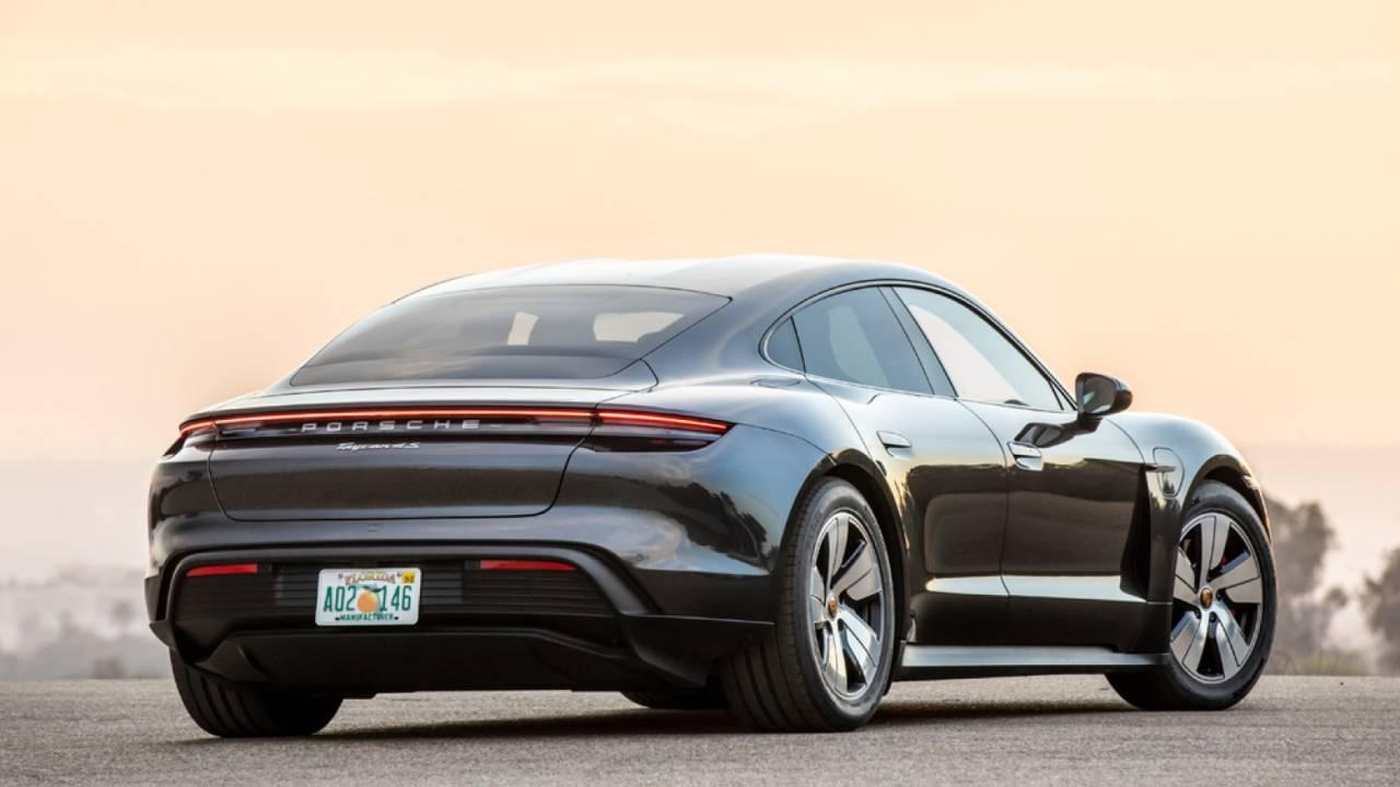 Top Porsche Taycan