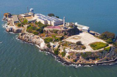 Awesome Alcatraz Island