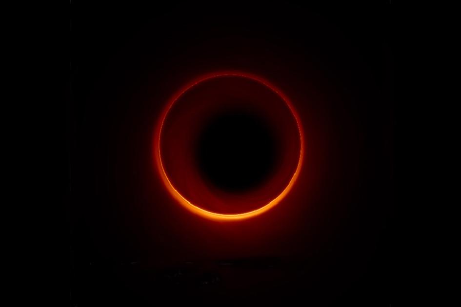 Awesome Black Hole Image 30245