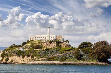 Landscape Alcatraz Island