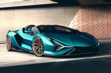Cool Lamborghini Sian Roadster
