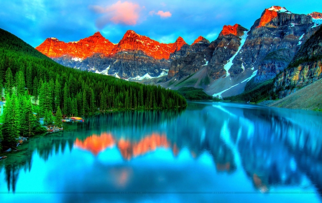 Mountain Nature Wallpaper 30577