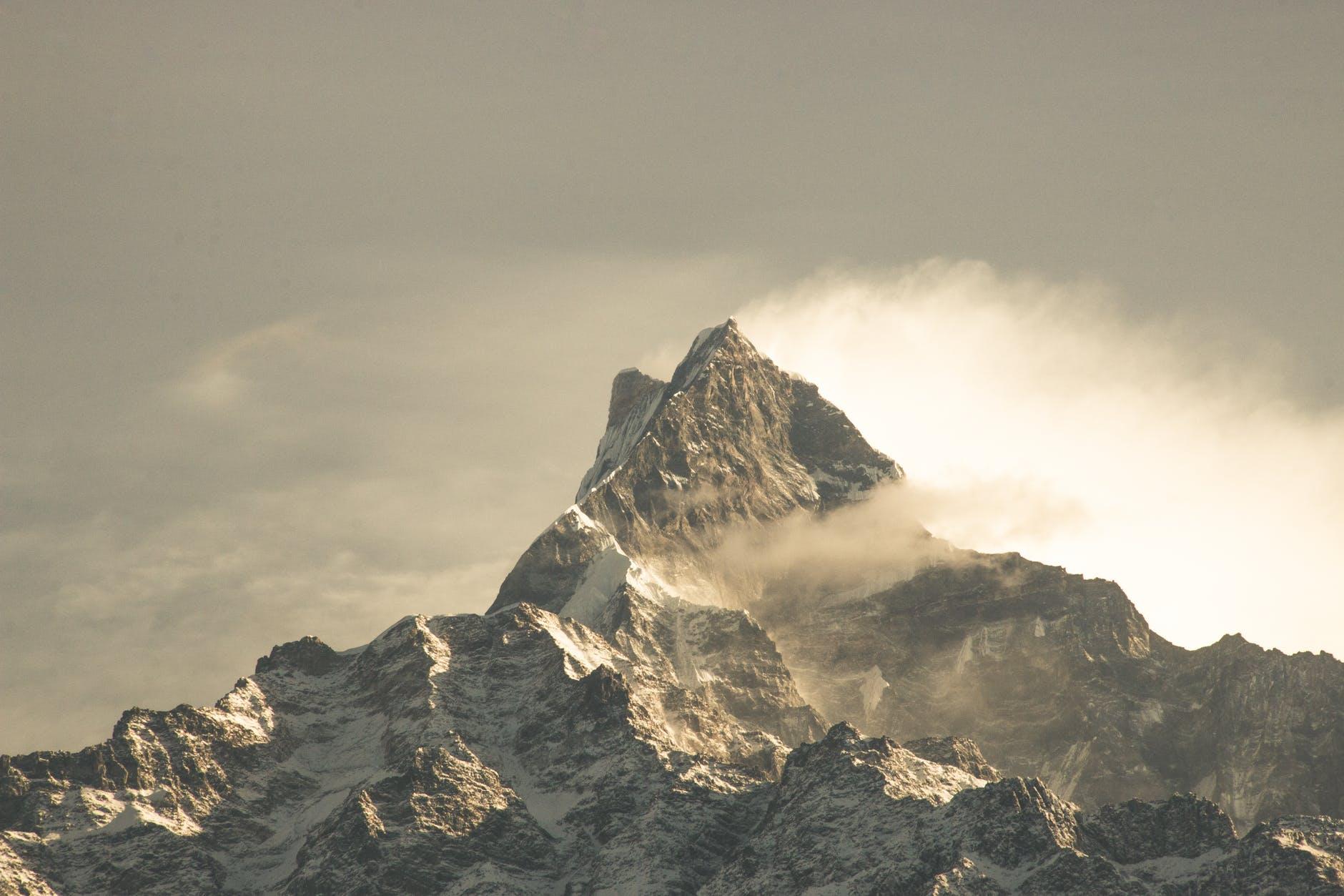 Natural Mountain Wallpaper