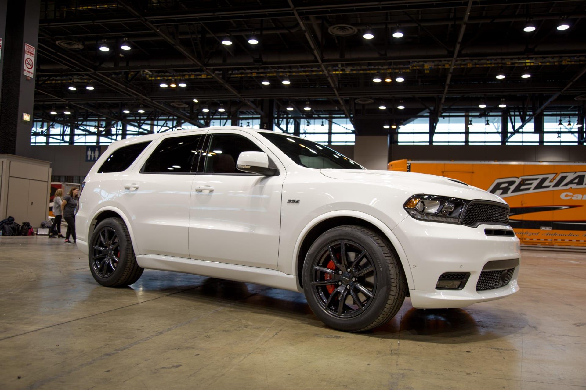 Super Dodge Durango SRT