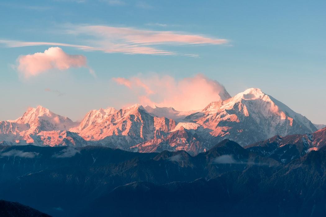 Widescreen Mountain Wallpaper 30556