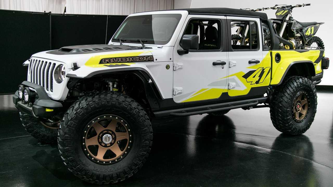 Beautiful Jeep Flatbill