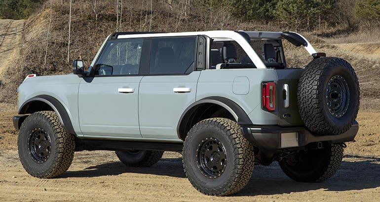 Free Ford Bronco