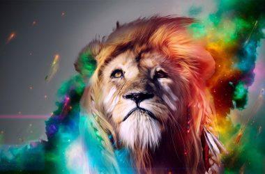 Lion Art Coolest Wallpaper